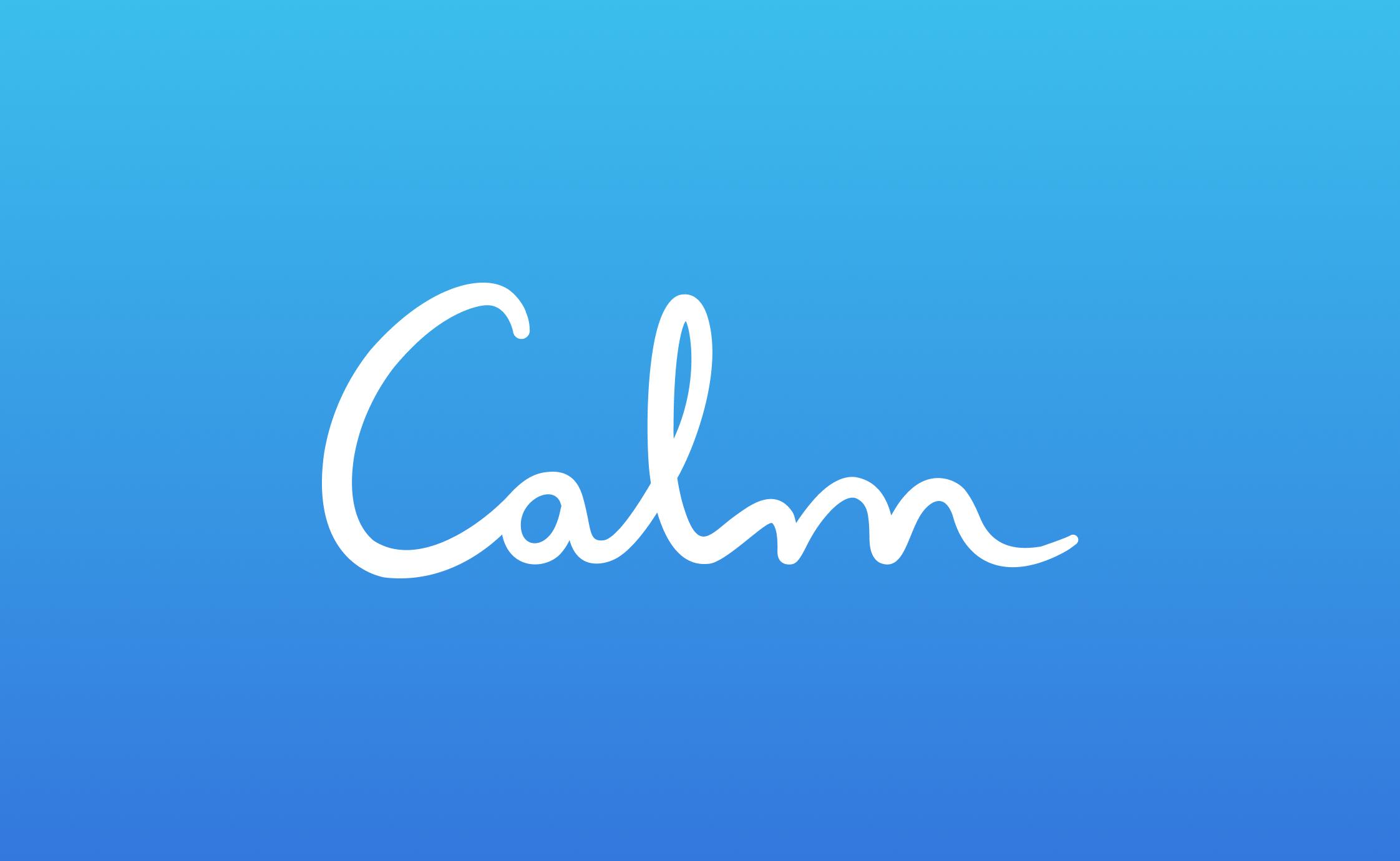 feedback-friday-calm
