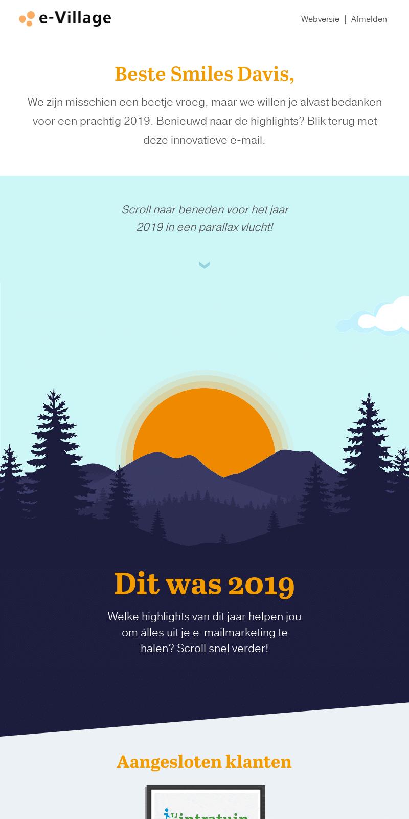 🍾 Scroll nu al door 2019 🎆