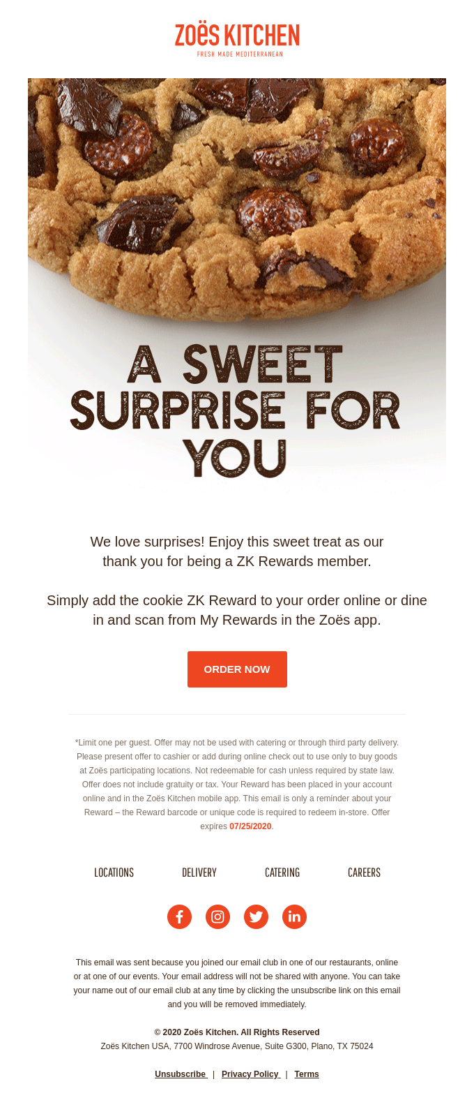 ✨ Surprise! A Special ZK Reward For You