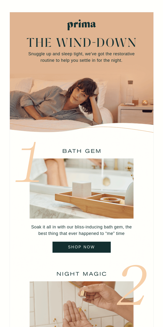 🌙 This nighttime routine will change your life