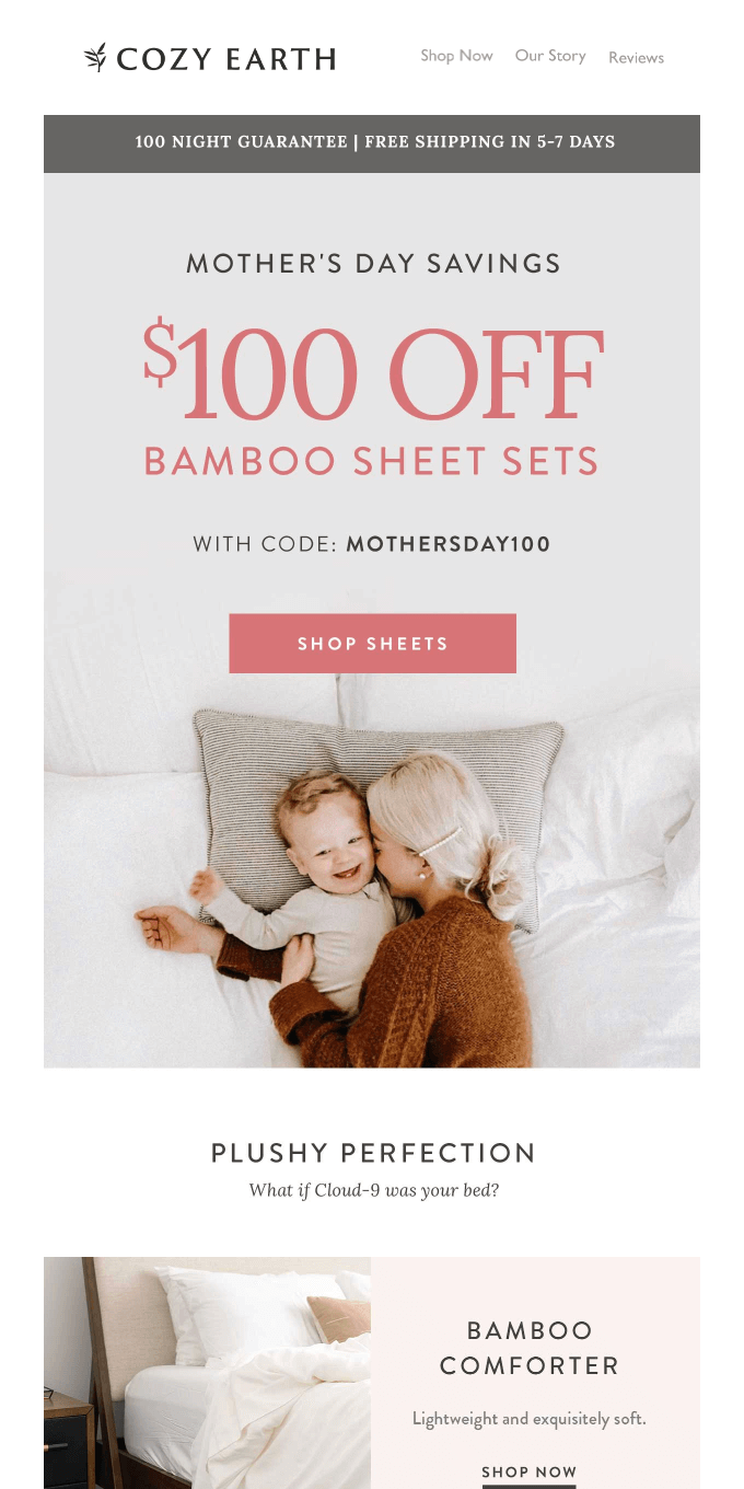 $100 Off Our Top-Seller