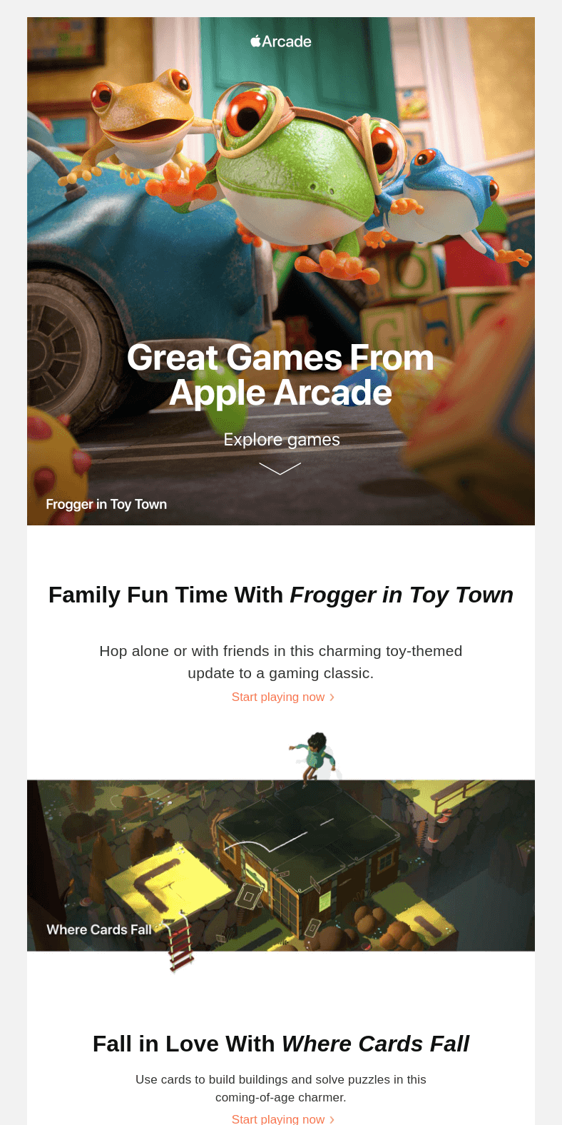 4 fun games you can play now with Apple Arcade