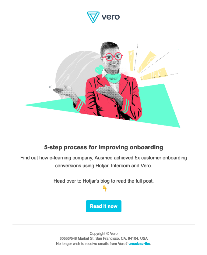 5-step process for improving customer onboarding