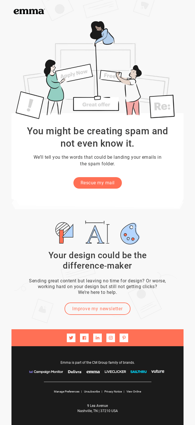7 words to avoid in your next email