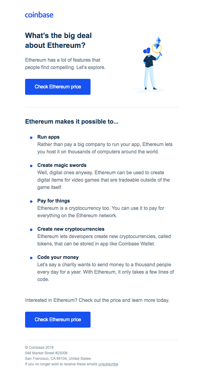 A very brief primer on Ethereum