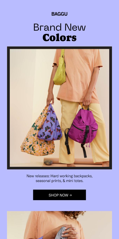 Brand New Season. Brand New Bags.