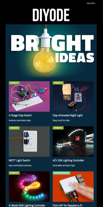 Bright Ideas 💡