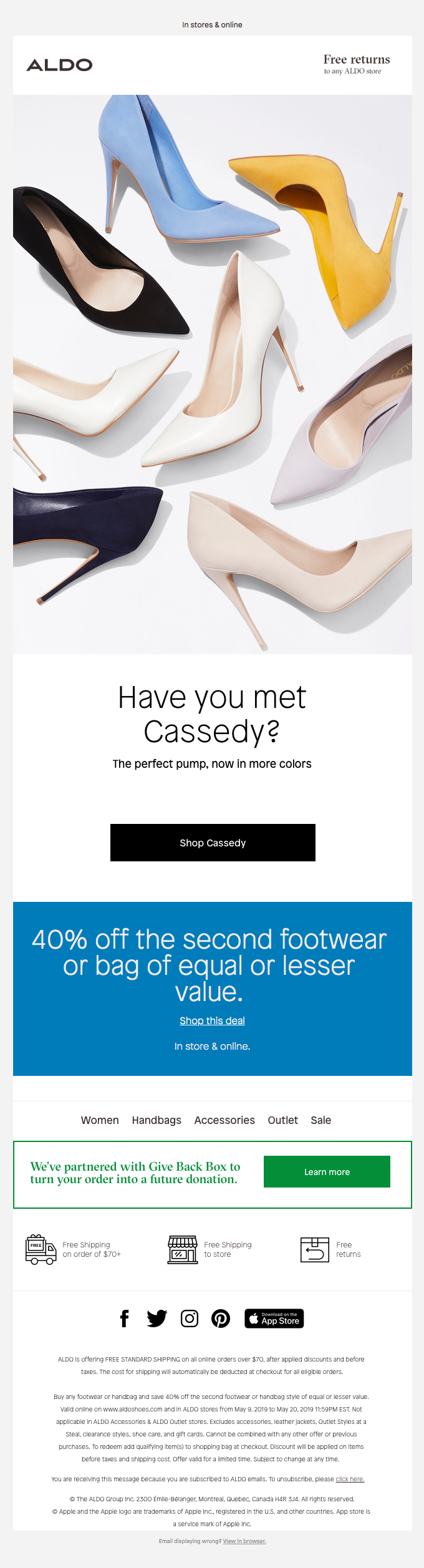 Can't get enough Cassedy? Just wait