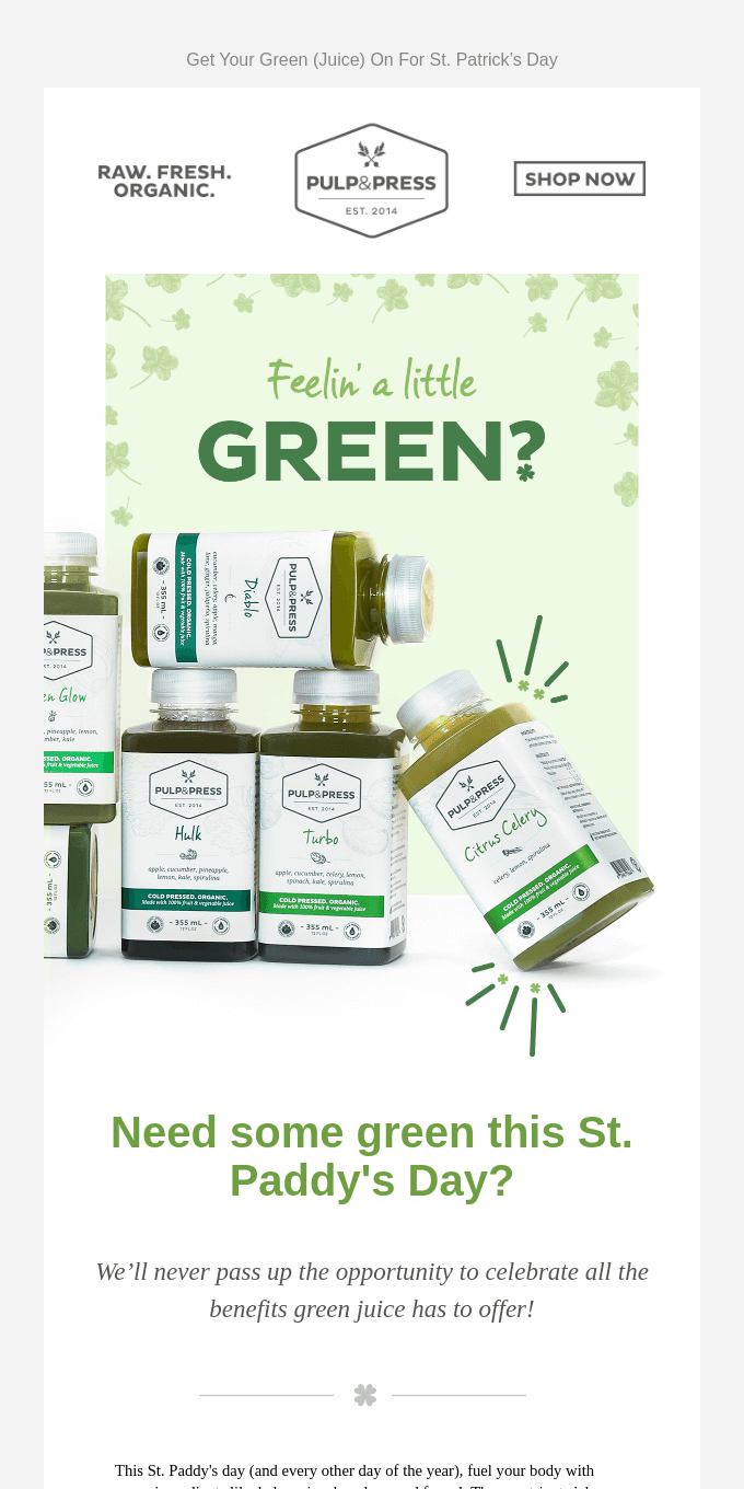 Did someone say nutrient-rich greens? 🥬