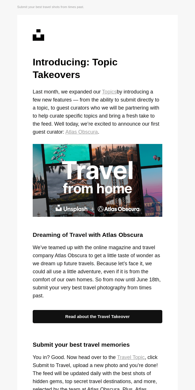 Dreaming of Travel with Atlas Obscura