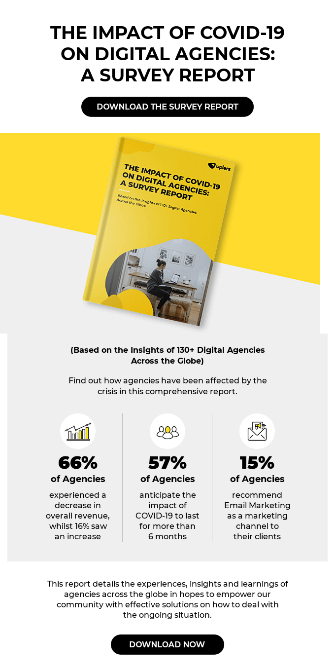 [Ebook] Survey report on impact of current crisis on agencies