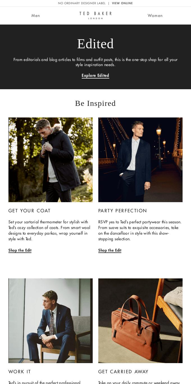 Edited: Your November update