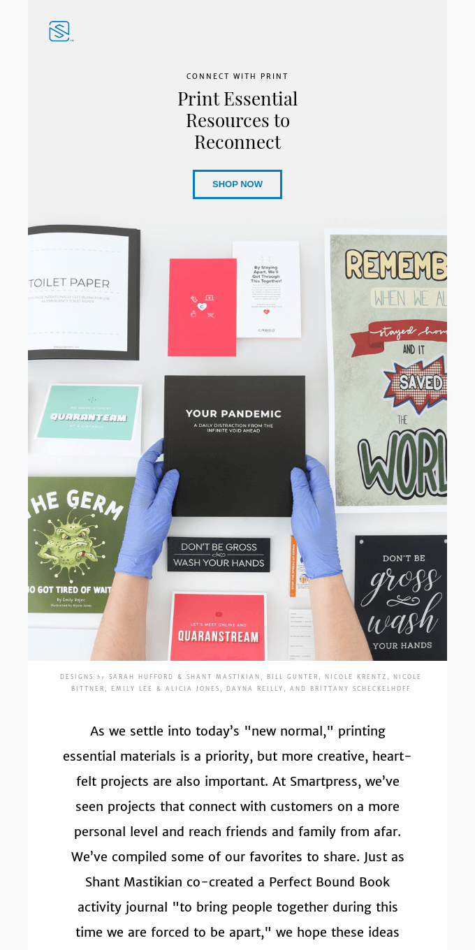 Essential Printing: Get Ideas for Communication that Connects