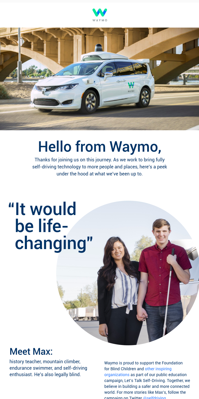 Ever wondered how Waymo can see in the rain? Find out in here.