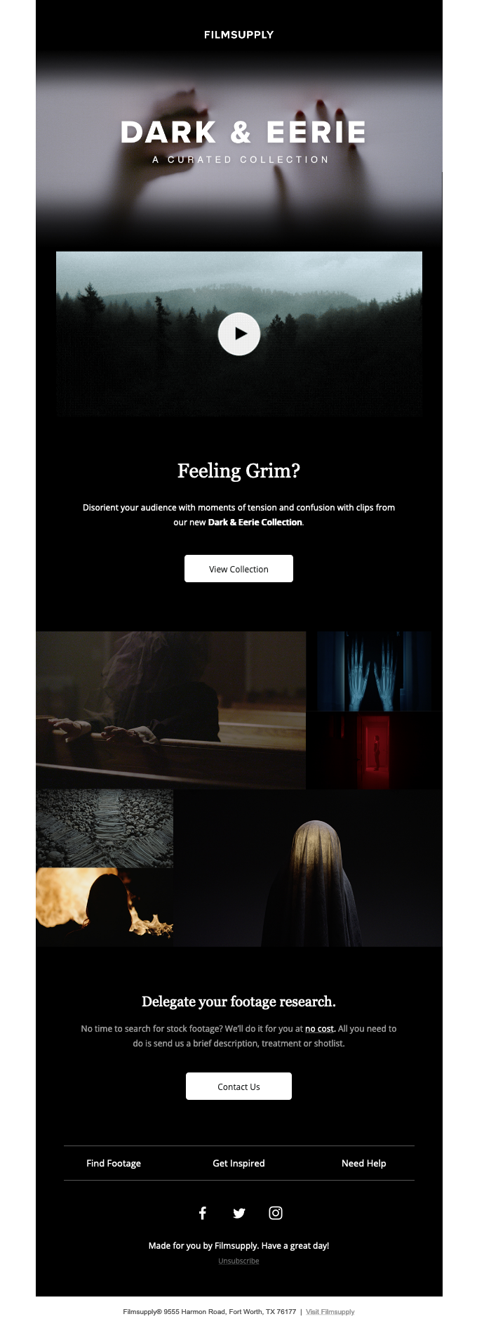 Feeling Grim?