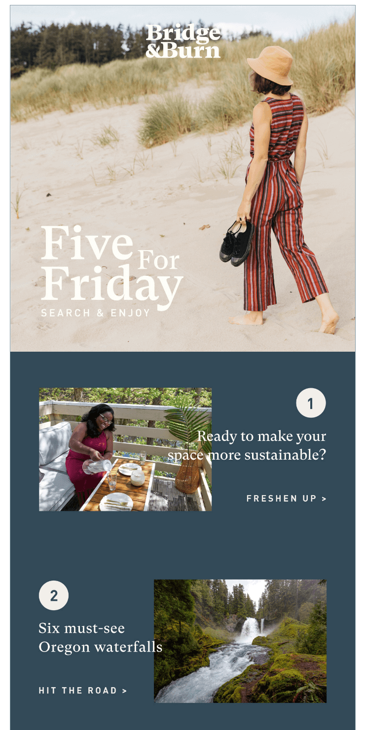 Five For Your Friday: Hit Reset