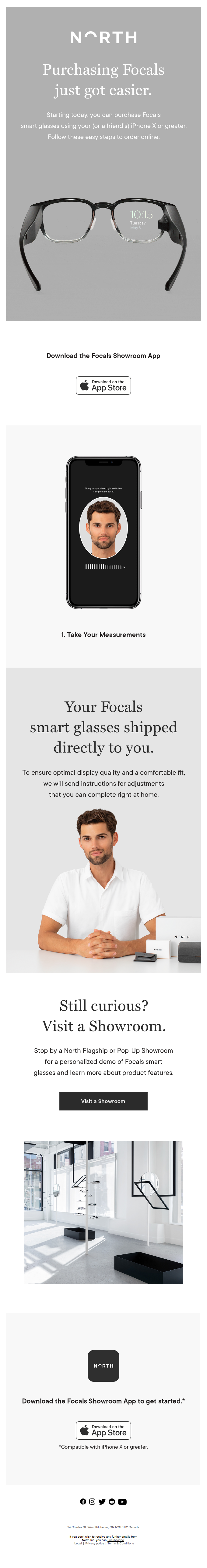 Focals Smart Glasses: Now Available for Purchase Online