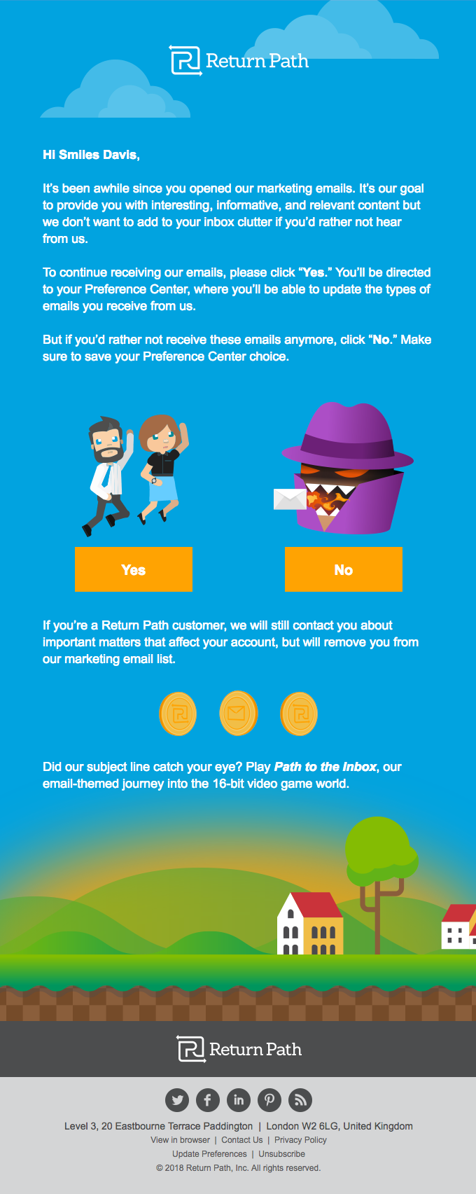 Get an extra life and keep your emails going