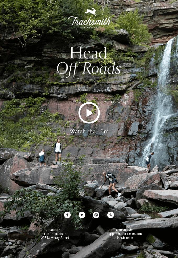 Head Off Roads