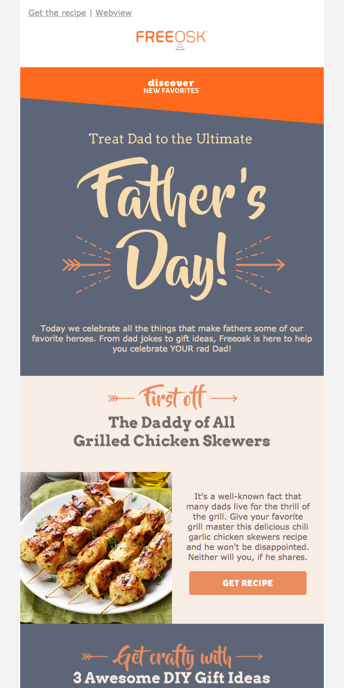 Here are the World's Greatest Father's Day Ideas!