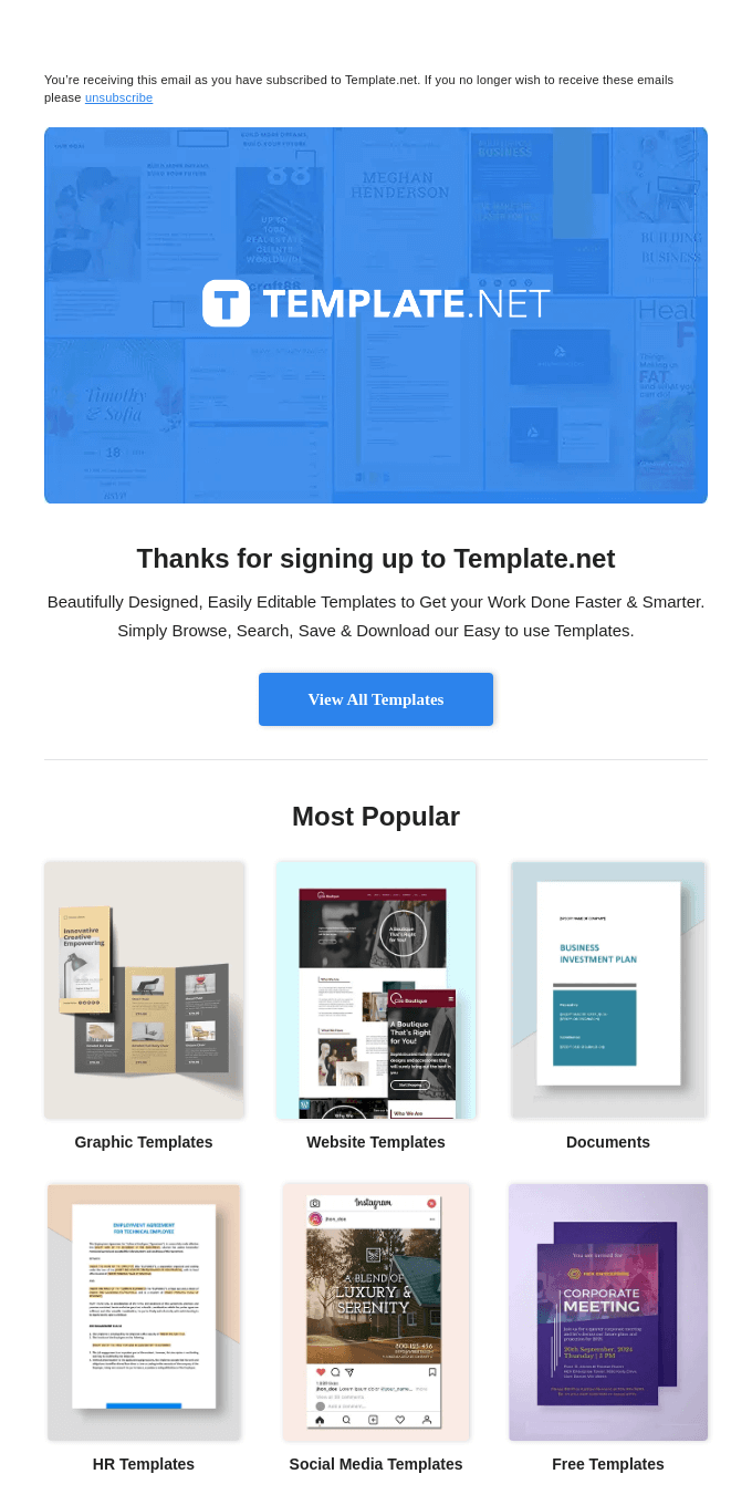 Hi Smiles Davis, Welcome to Template.net [Ready-Made Templates]