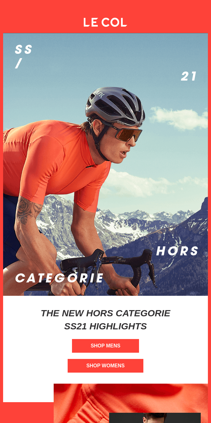Highlighting Our Hors Categorie Collection