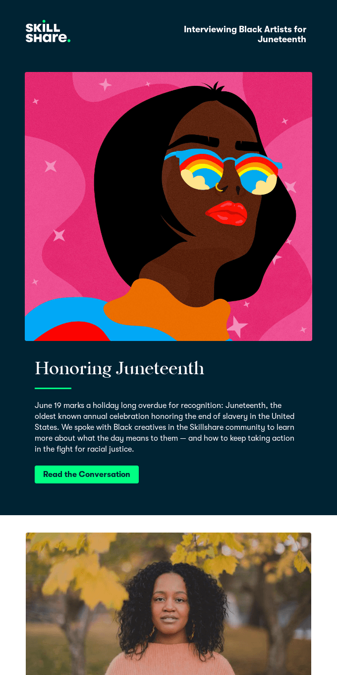 Honoring Juneteenth