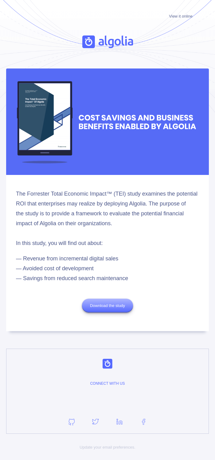 How much can you win with Algolia?