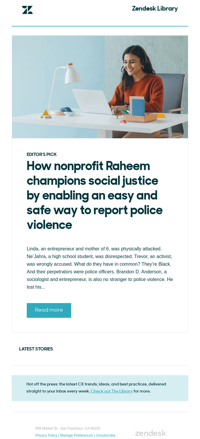 How nonprofit Raheem champions social justice by enabling an easy and safe way to report police violence