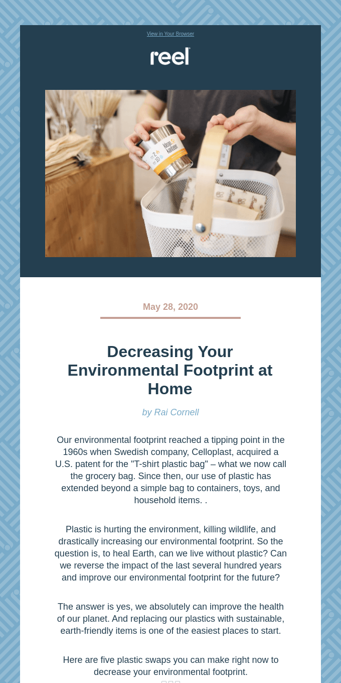 How to Decrease Your Environmental Footprint at Home...