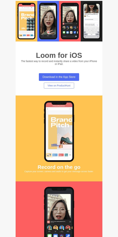 Introducing Loom for iOS 🚀