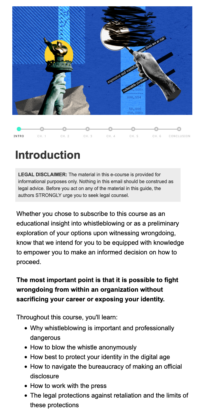 Introduction: Before you dive in
