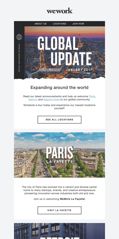 January 2017 | Opening soon in Paris