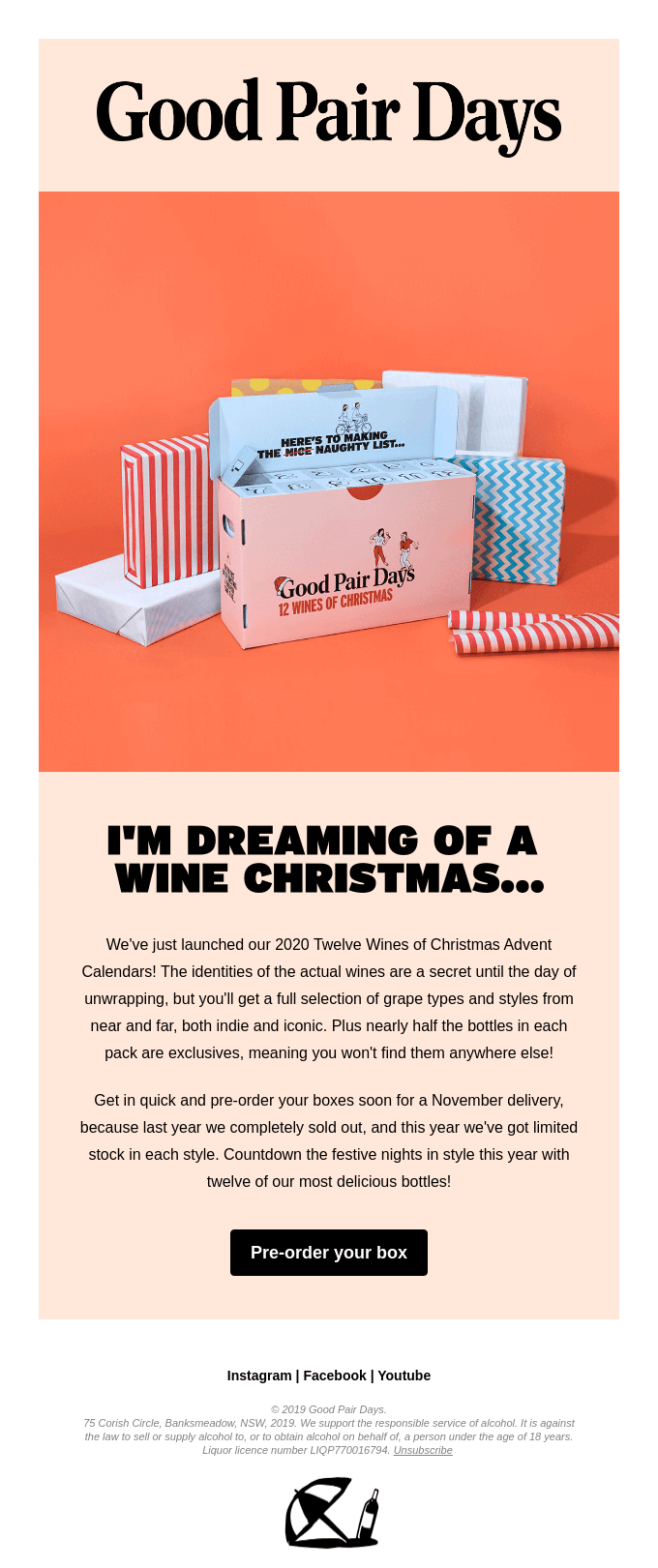 Just Launched - 12 Wines Of Christmas Advent Calendars 2020🎄🍷
