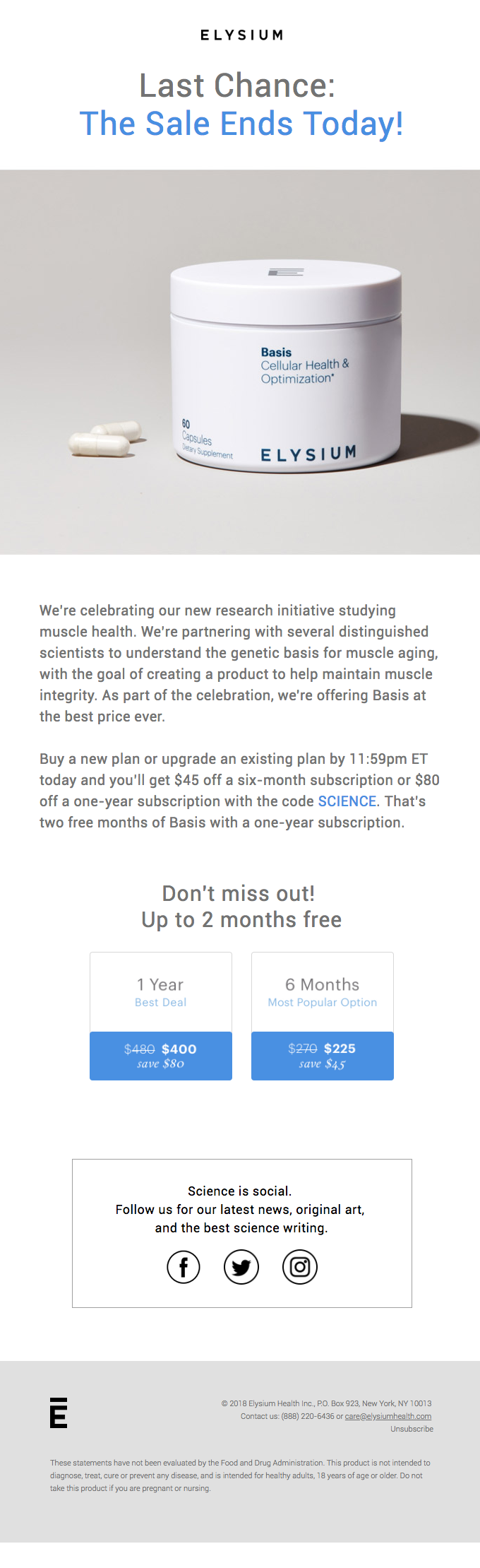 Last Chance: Celebrate Our New Research with Two Months of Free Basis