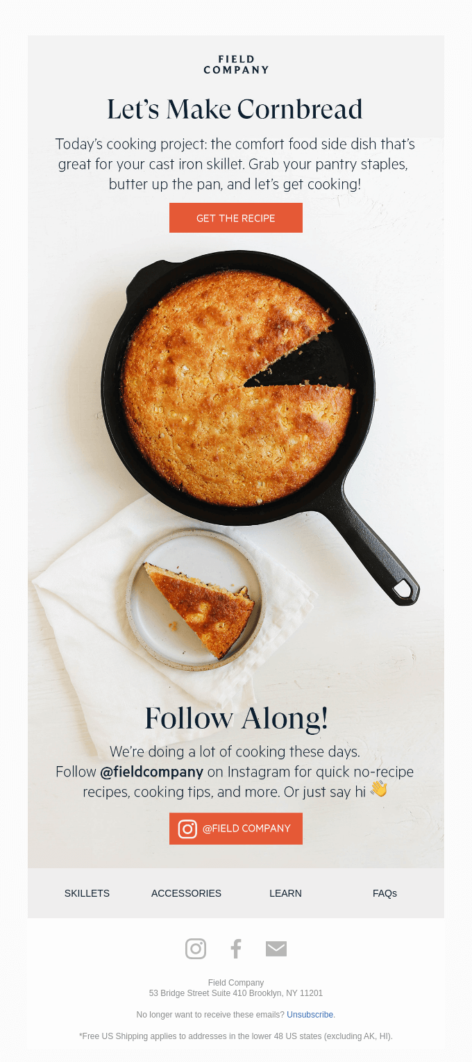 Let's Make Cornbread