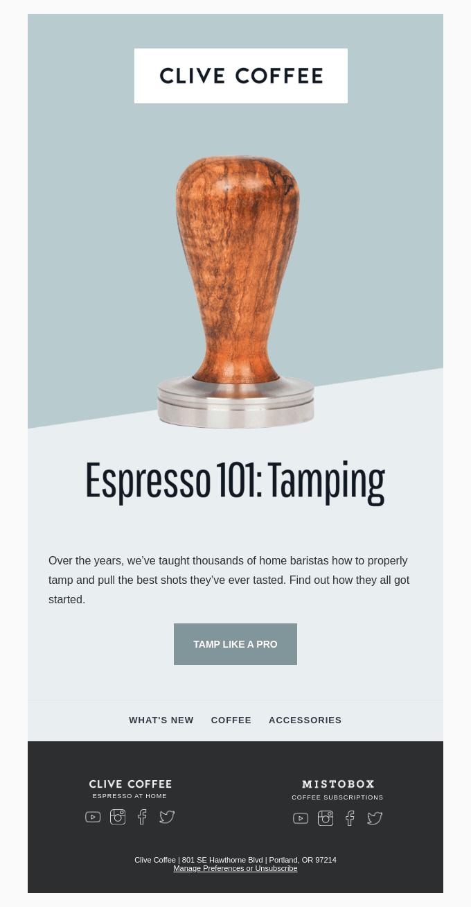Let's Talk Tamping