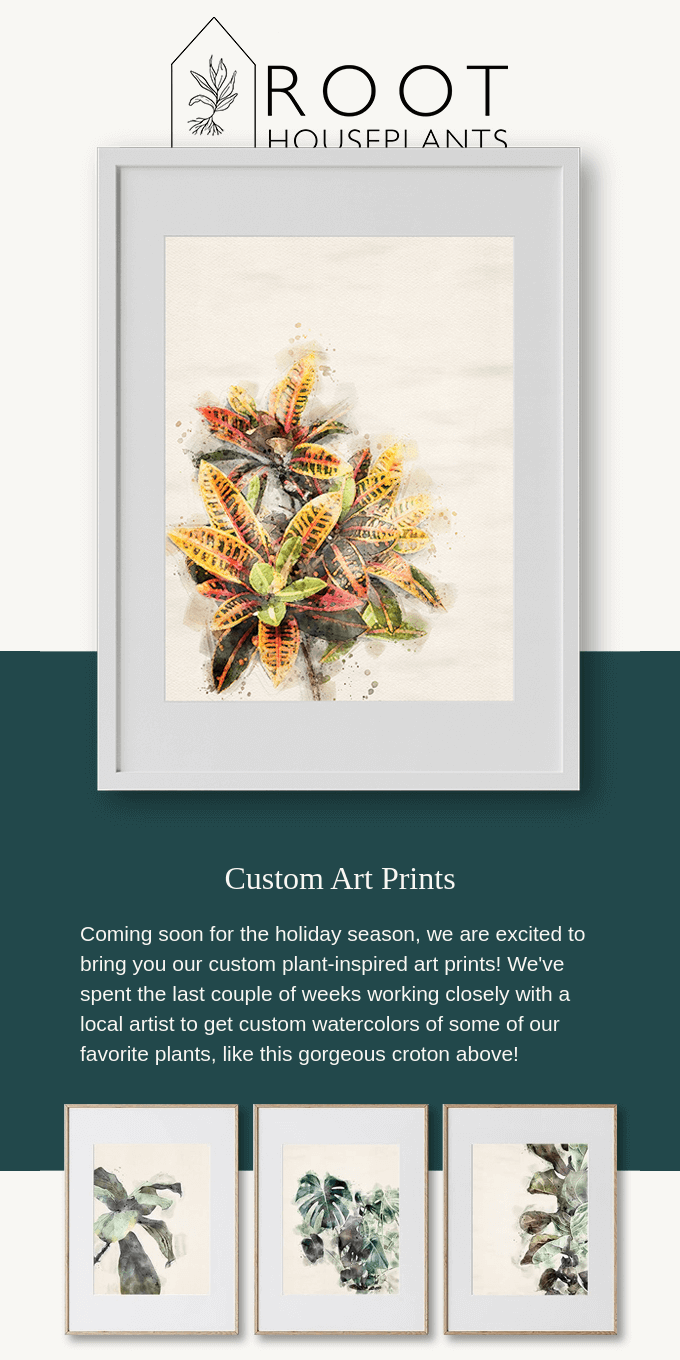 Look at these amazing plant-inspired watercolors!
