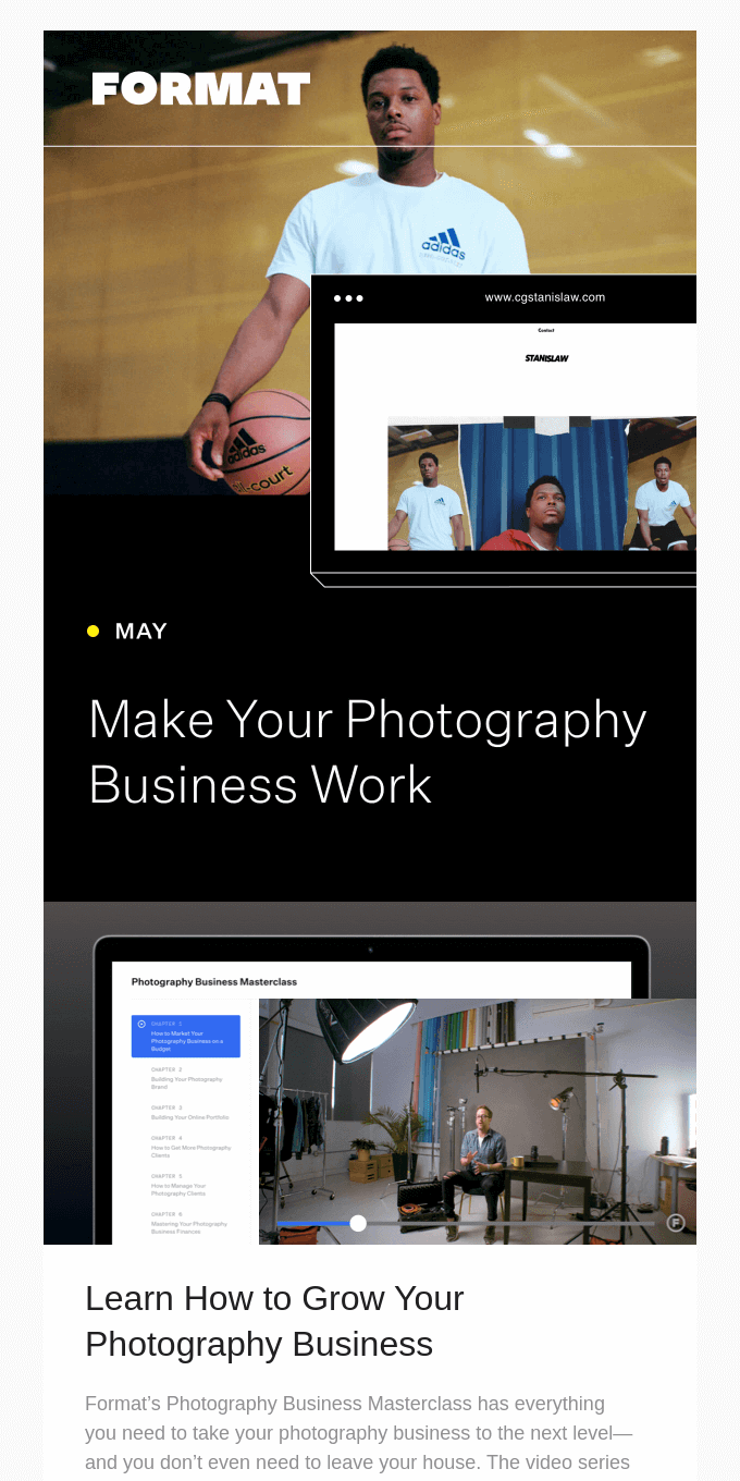 Make Your Photography Business Work