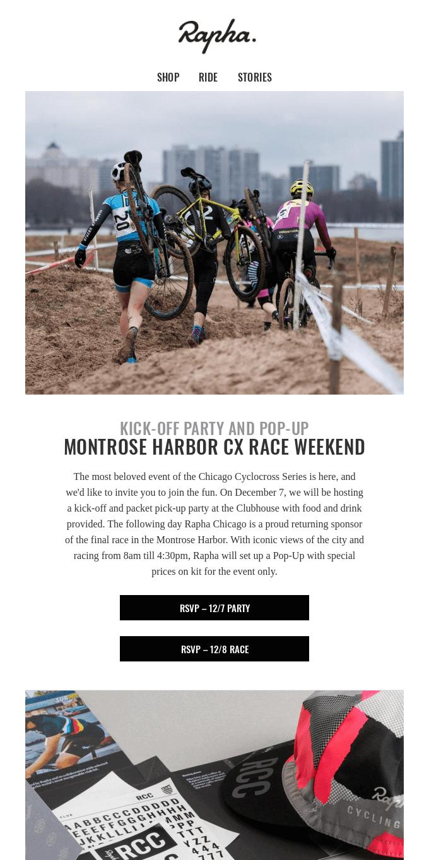 Meet us in Montrose Harbor