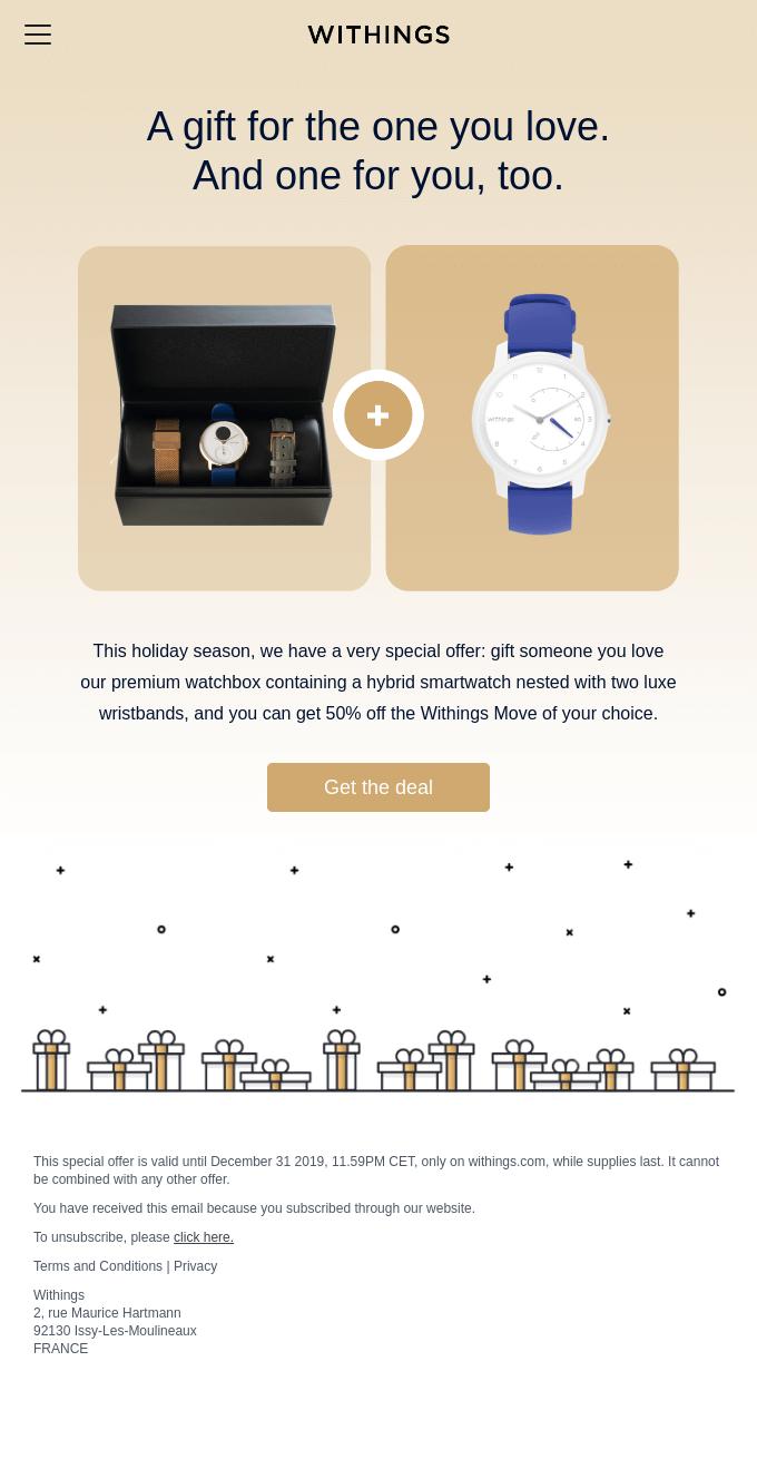 Merry & very bright gift idea