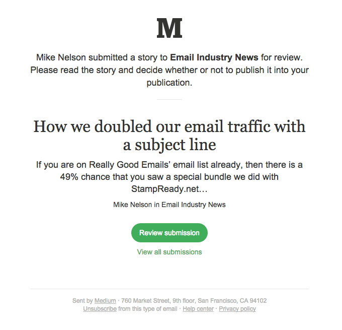 Smiles Davis submitted a story to Email Industry News