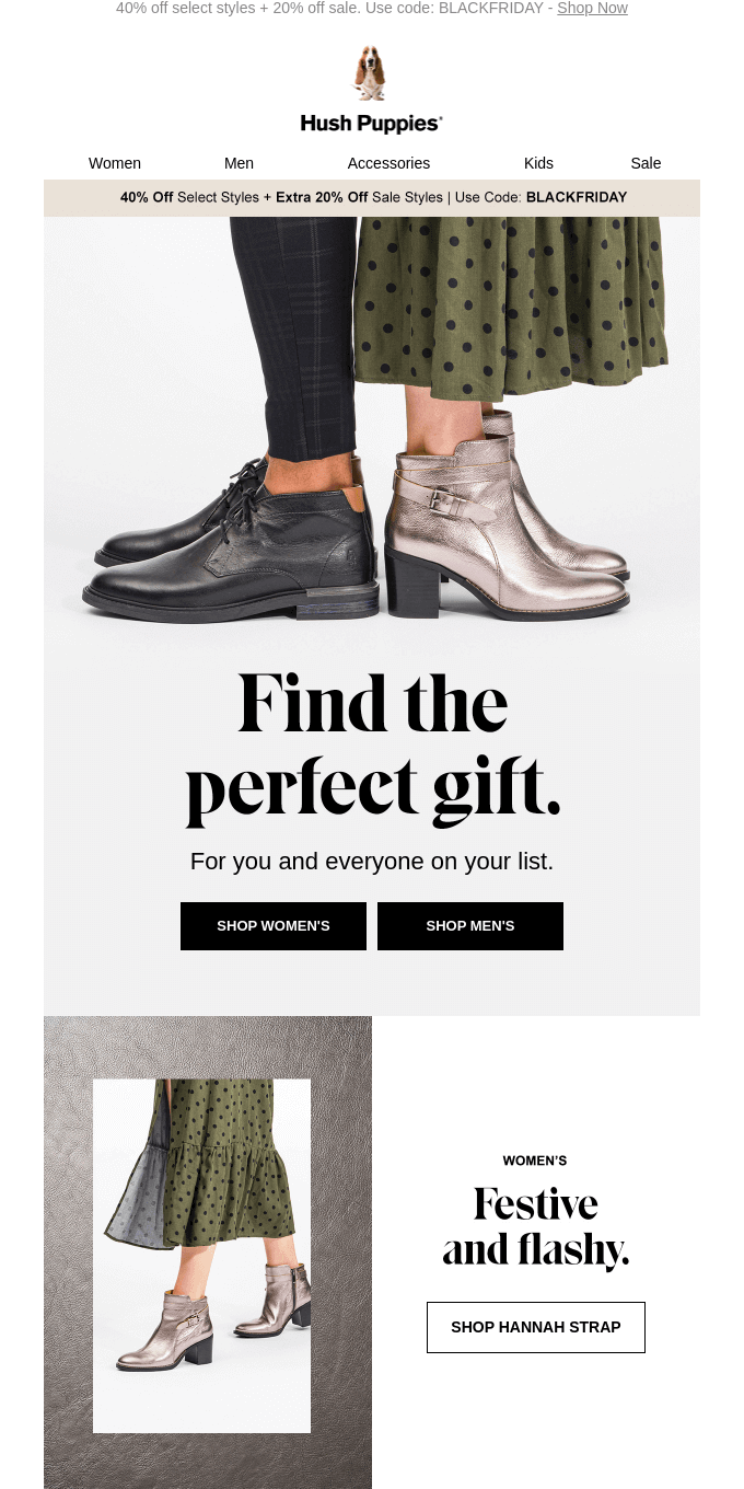 Must-Haves for the holidays (plus they're on sale).