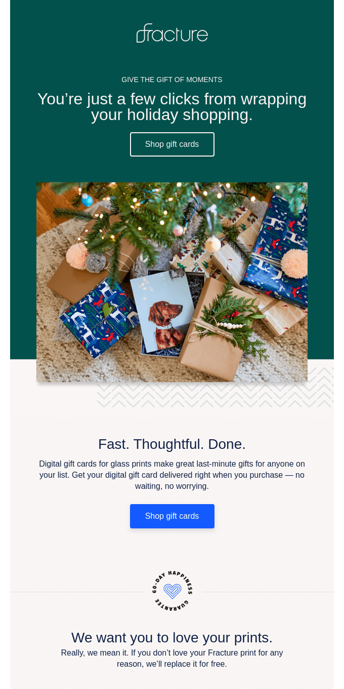 Need a last-minute gift, like, now?