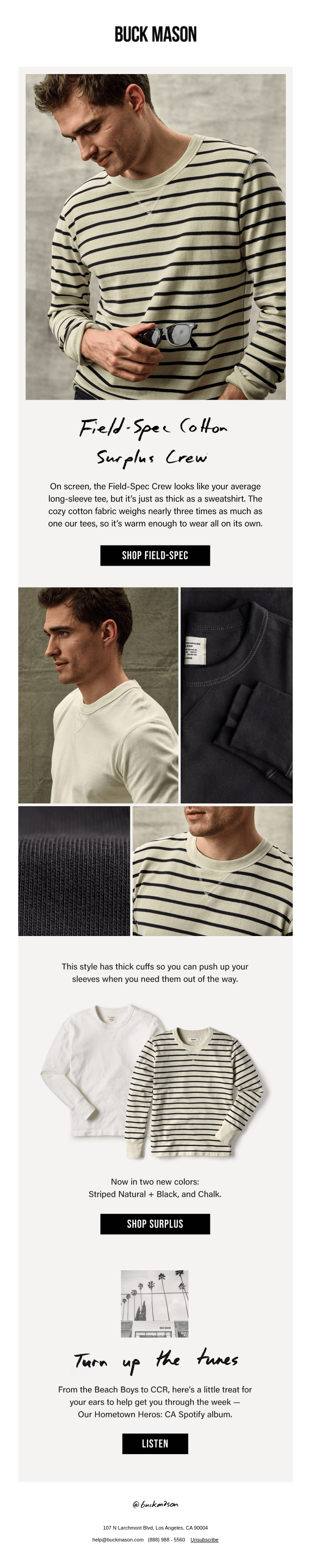 New Solids and Stripes