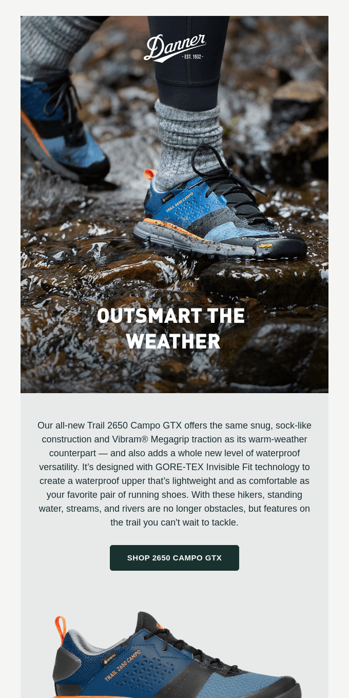 Outsmart the Weather