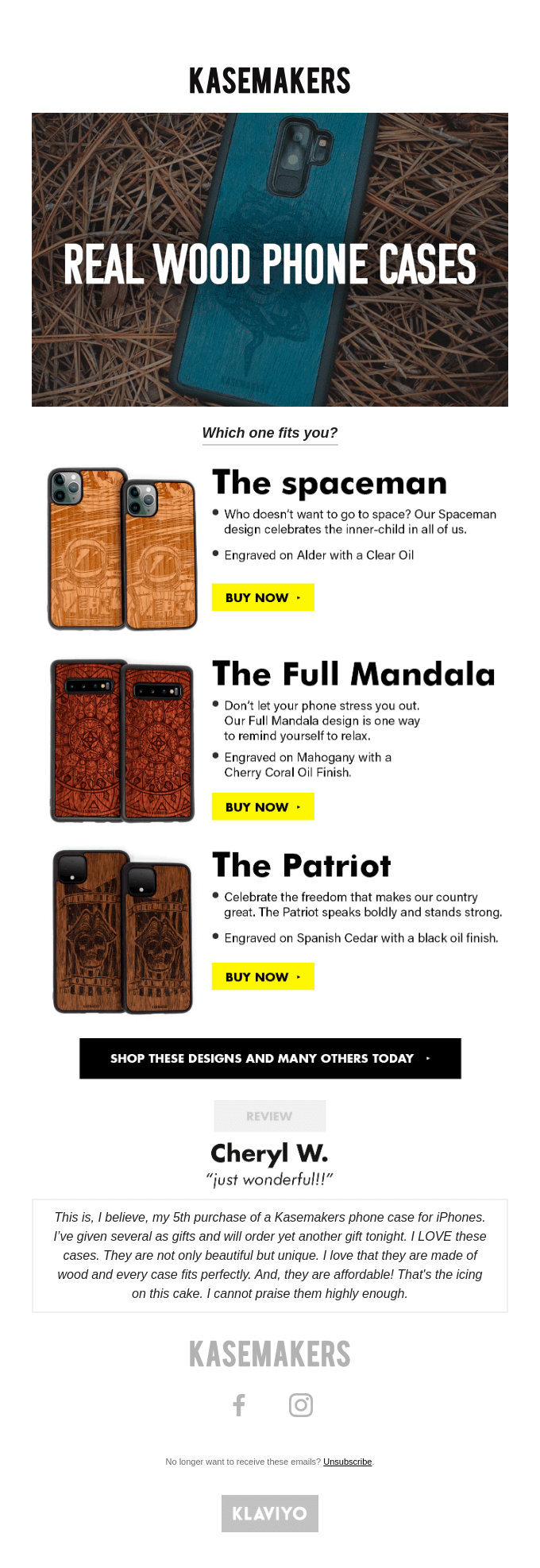 Pick the perfect case for your smartphone.