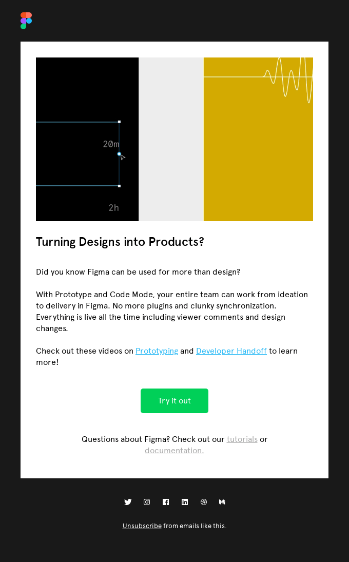 Prototyping with Figma