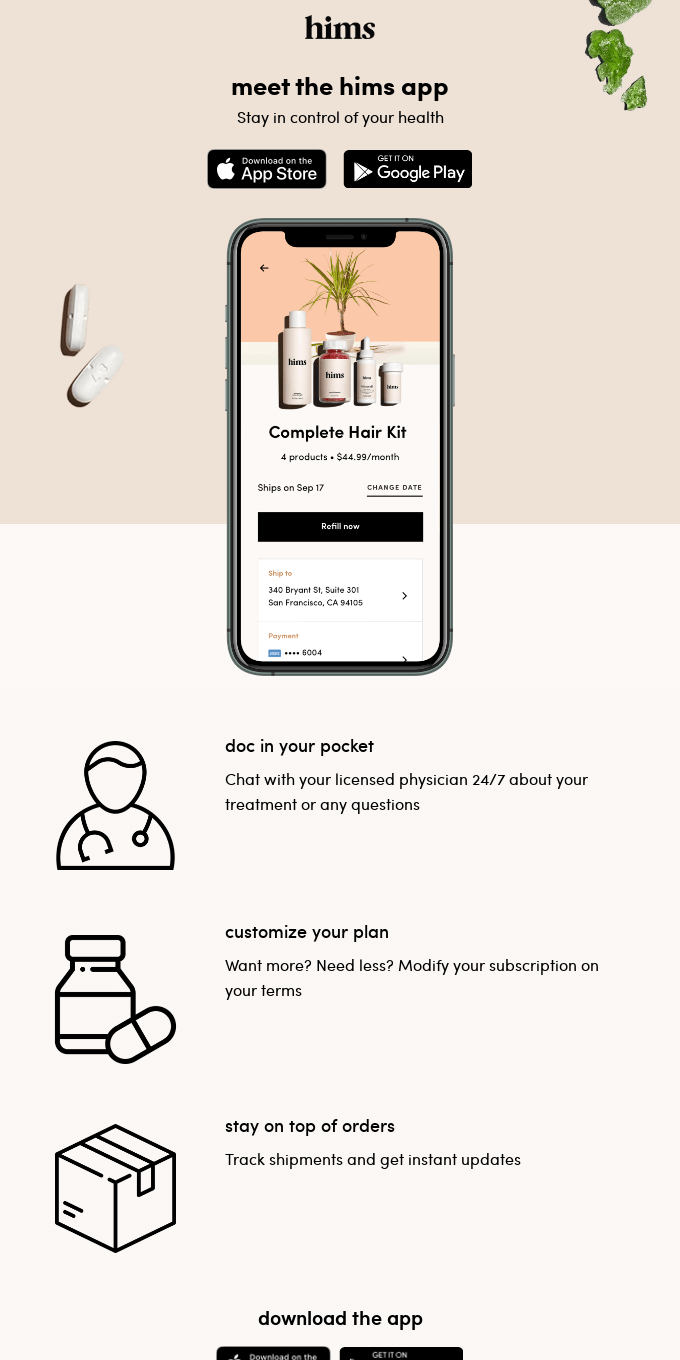 question for your doc? we've got an app for that.
