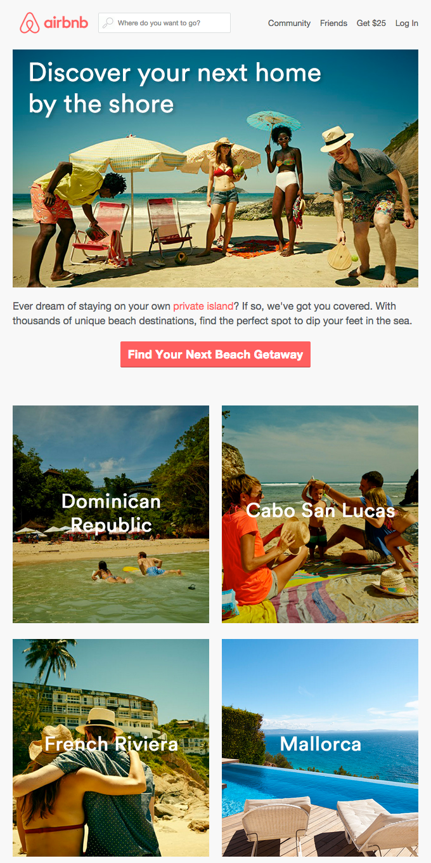 Sandy Beach or Private Island?